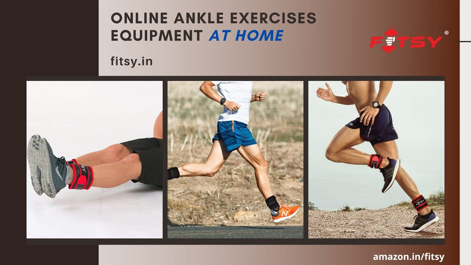 Purchase Online Ankle Exercises Equipment for Strength Training at Home