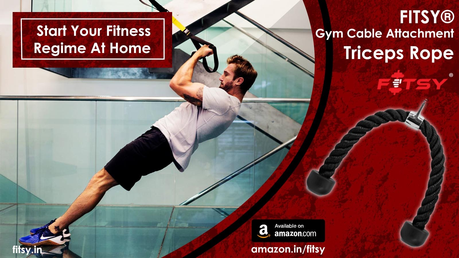 Start Your Fitness Regime At Home, In A Park, Or Anywhere You Want Without Joining A Gym!