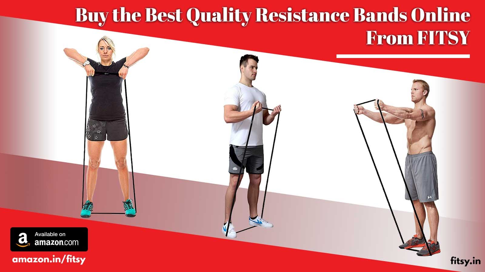 The Convenient Features of the Best Quality Resistance Bands Available Online