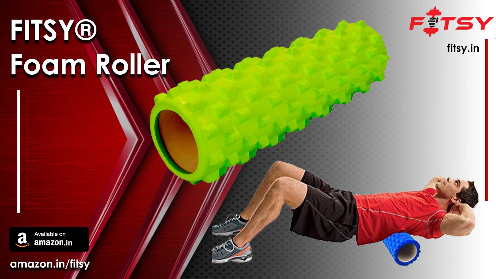 Get Relief from Body Pain with a Foam Roller