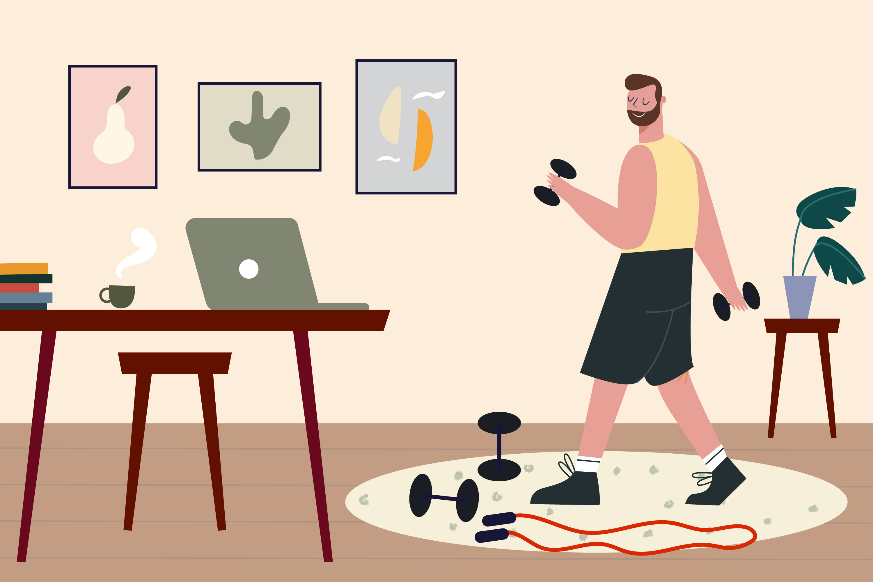 Weight Training: How To Train At Home