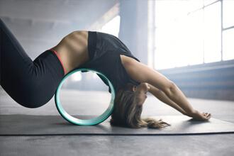 Yoga Wheel & Pilates Ring