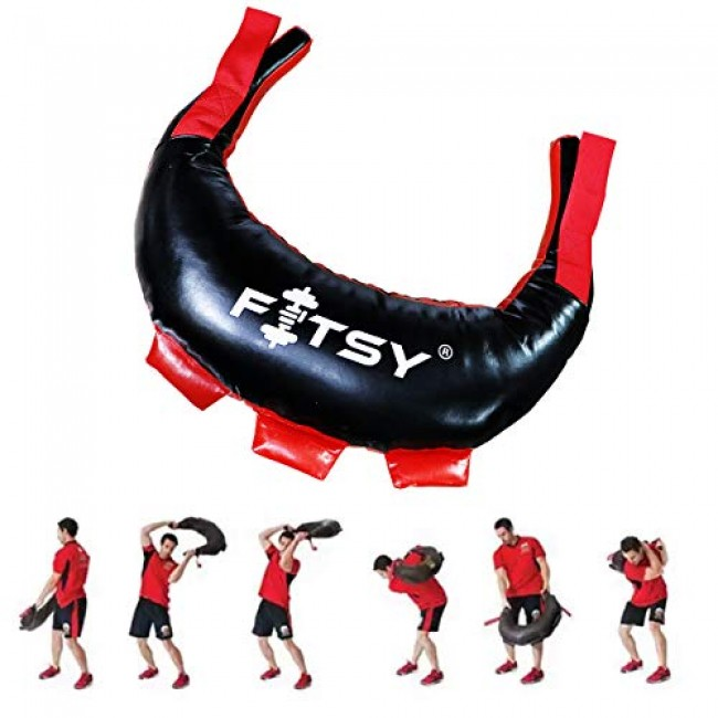 FITSY® Bulgarian Bags for Weight Training - 10 kg