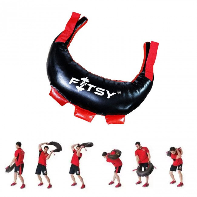 FITSY® Bulgarian Bags for Weight Training - 5 kg