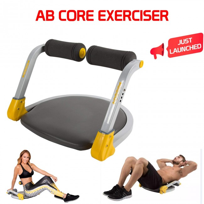 FITSY® Tummy Trimmer Ab Core Machine For Abs Exercise