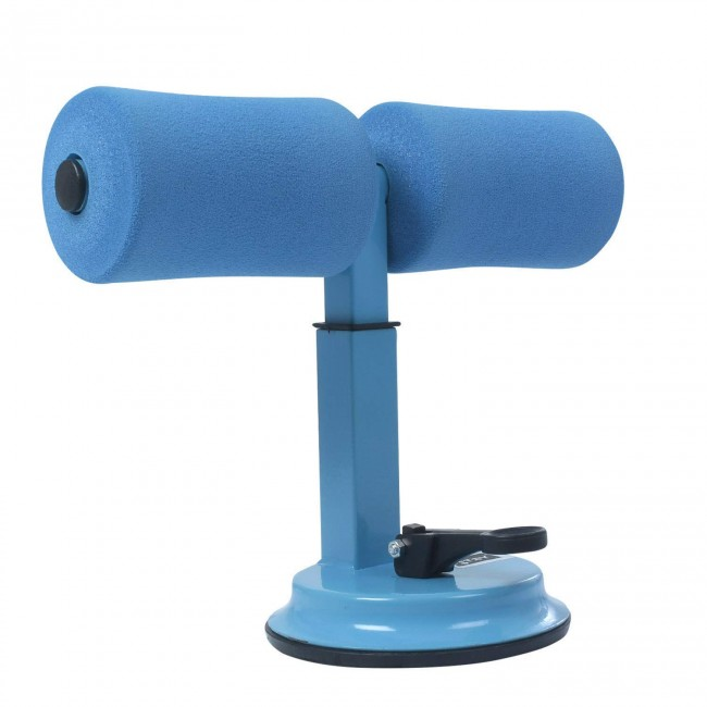 FITSY Self Suction Sit up Assistant for Abdominal Exercises - Blue
