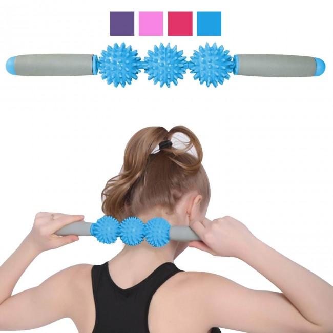 FITSY® Deep Tissue Massage Roller Stick